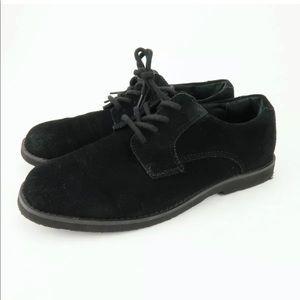 Florsheim Kids Kearny Jr Suede Oxford Shoes
